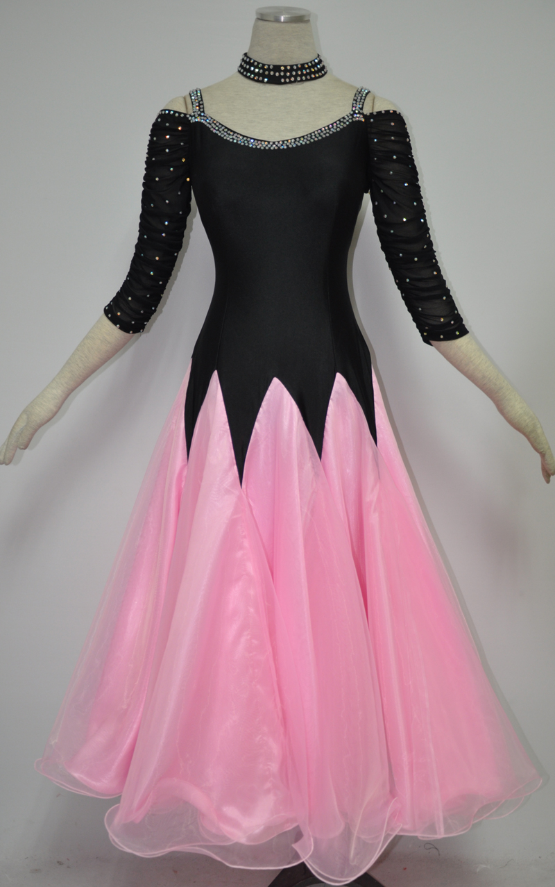 Popular Pink Ballroom Dresses-Buy Cheap Pink Ballroom Dresses lots ...