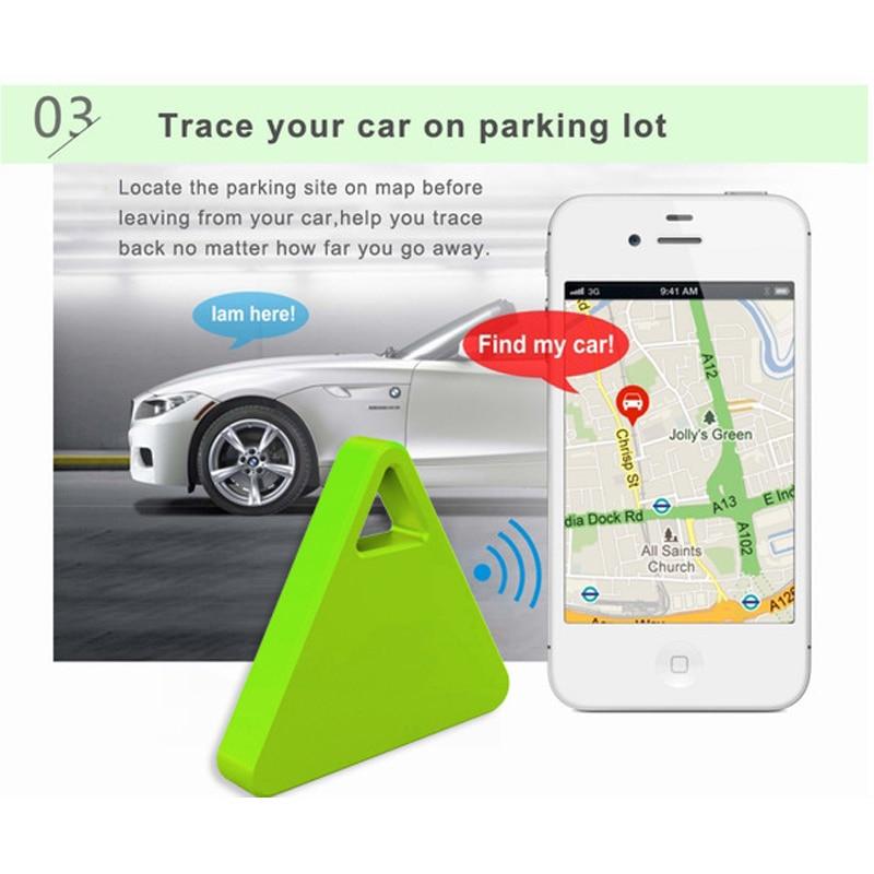 Mini Wireless Bluetooth GPS Tracker Tracker Anti Lost Anti Theft GPS Locator Smart Bag Wallet Key Finder for Children Pet Car honest bluetooth anti lost tracking electronic key tracker
