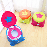 Colorful Baby Potty Seat Toilet Folding Child Dual use Potties Toilet Cover for Kids Baby Toilet Trainer Seat 1 5 Years