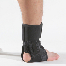 New Adjustable Ankle Brace Support Sports Adjustable Ankle Straps Ankle Protector Sports Support Foot Orthosis Stabilizer