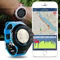 EZON hombres E1 Multi-Función Inteligente A Prueba de agua Reloj Deportivo Con GPS Rastreador Deportes Podómetro de Muñeca Corazón de Aptitud tarde Watchs
