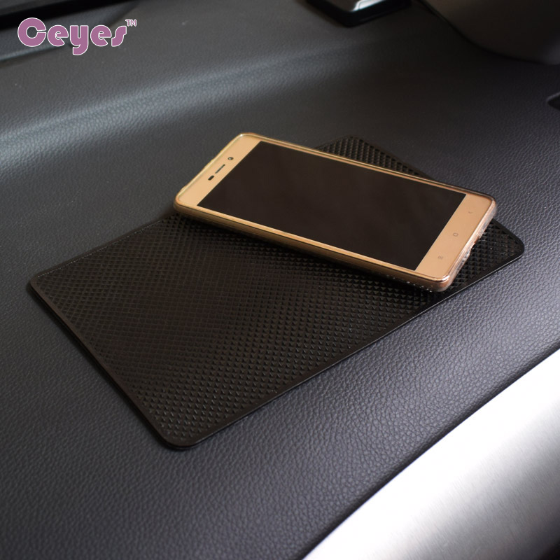 Car-Styling Anti-Slip Mat Accessories Case For Audi Ford Chevrolet Renault For Fiat Mitsubishi Subaru Skoda <font><b>Suzuki</b></font> Car Styling image