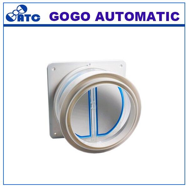 High Quality Kitchen Range Hoods Check Valve Anti Odor Control - Bathroom odor control
