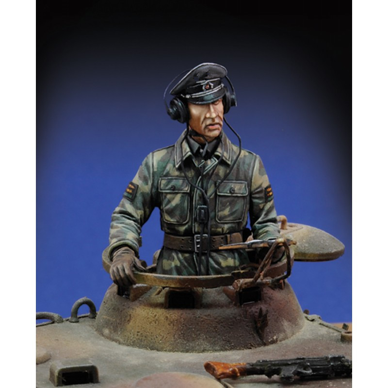 1/35 Resin Figure Model Kit Unassambled Unpainted 49