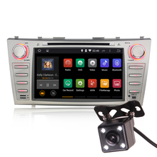 Android 8 Inch Car Dash DVD Player GPS 3G WIFI Quad Core / 16GB / DVR / OBD / Bluetooth / 1024×600 / for Toyota Camry 2007-2011