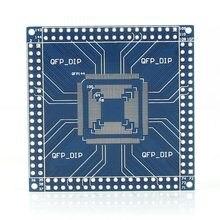 C18 nouveau Module de convertisseur adaptateur de carte à broches QFP/TQFP/LQFP 32/44/48/64/100/144