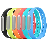 Original Xiaomi Mi Band/ Band 2 Light-sensitive Bluetooth 4.0 IP67 Waterproof Smart Bracelet for Android 4.4 OS and IOS 7.0