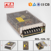 MS 120 12 Ac Dc Power Converter 120W 12V LED Switch Power Supply Manufacture