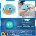 Free Shipping TS Where is my Perry 2pcs/lot the Platypus mobile screen cleaner wiper key chain bag hanger UM plush toys gift