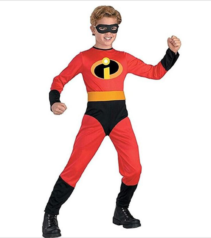 "New Halloween costume, cosplay costume ""Mister incredible 2"""