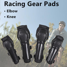 Sport Protective Knee Shin Elbow Body Guard Armour Support Outdoor Motorcycle Racing Gear Pads