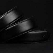 Men's Belt – Luxury Automatic Buckle Leather Belt