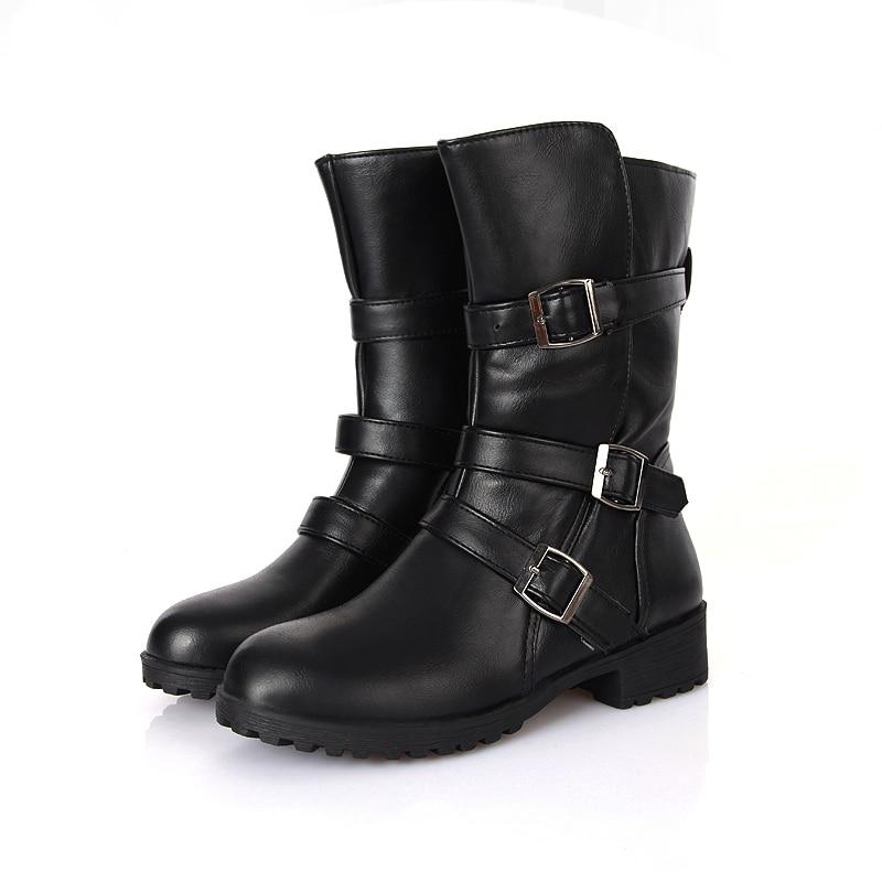 black leather combat boots women page 2 - michaelkors