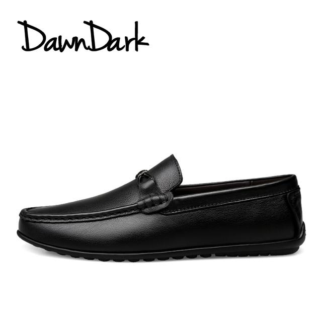 Men Genuine Leather Casual Shoe