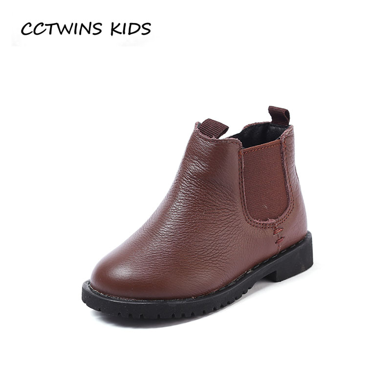CCTWINS KIDS 2018 Autumn Baby Boy Fashion Black Boot Children Genuine Leather Shoe Girl Brand Ankle Boot Toddler CF1505 cctwins kids 2018 autumn baby boy fashion black boot children genuine leather shoe girl brand ankle boot toddler cf1505