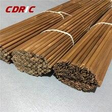 12 قطعة عالية الجودة الخيزران السهم رمح طول 80/84 سنتيمتر OD 7.5 مللي متر 8.0 مللي متر 8.5 مللي متر لصنع الخيزران السهم الرماية الصيد