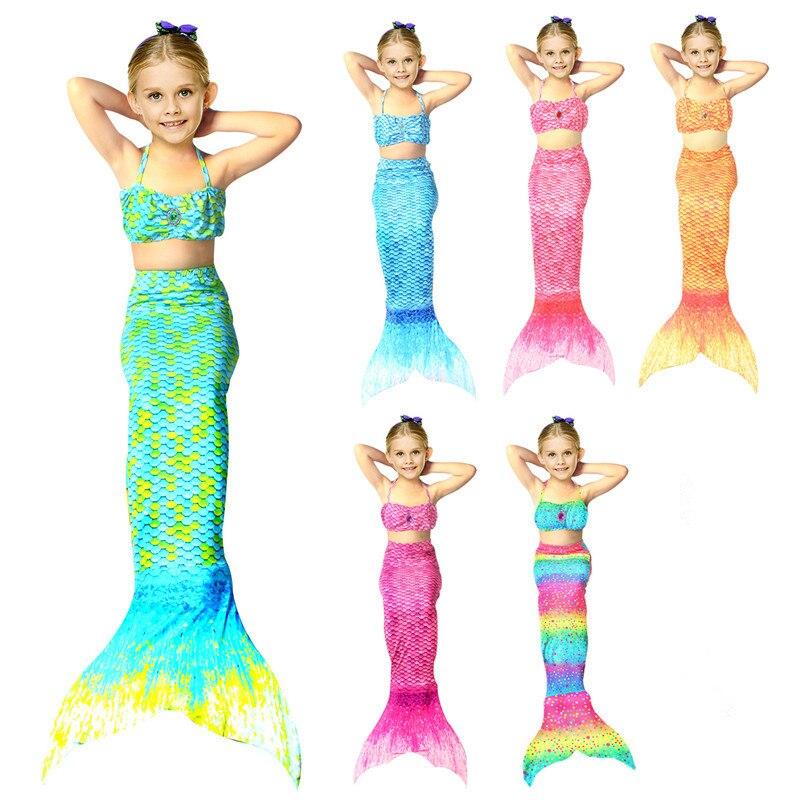 Summer dress the little mermaid tail princess Ariel girls cosplay beach swimsuit costume for baby girl fancy halloween dress вечернее платье mermaid dress vestido noiva 2015 w006 elie saab evening dress