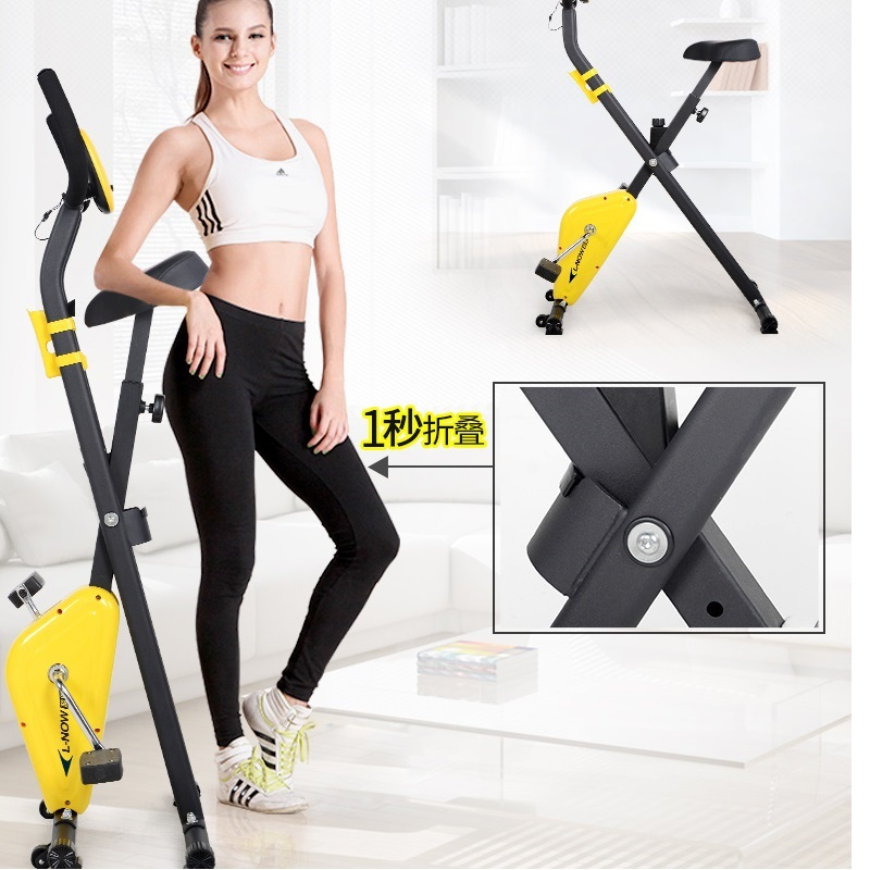 Home dynamic cycle machine ultra quiet home fitness bike indoor exercise bicycle weight loss fitness equipment цена