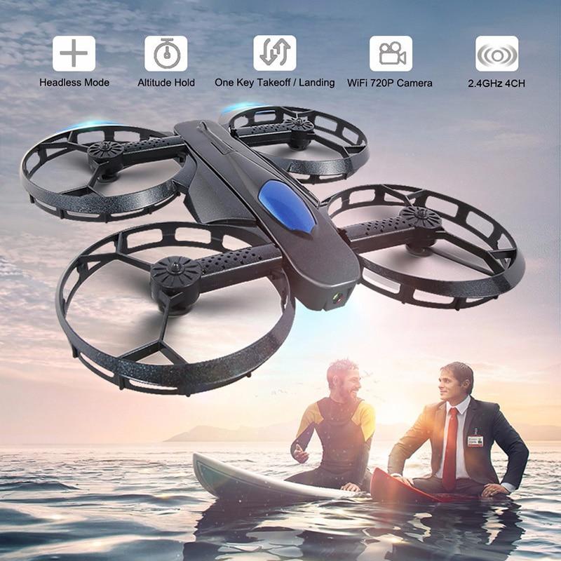 JJRC H45 BOGIE plegable Selfie Drone Quadcopter con cámara HD WiFi APP Control FPV RC helicópteros juguetes regalos para los amantes amigos