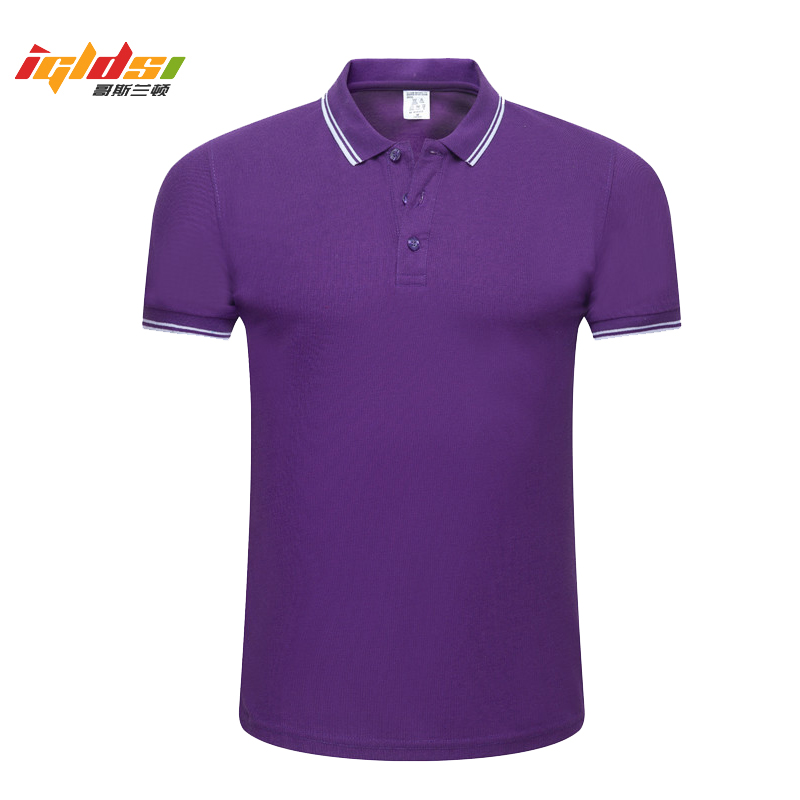 Men Summer PoloShirts Cotton Short Sleeve Breathable Anti-Pilling New 2019 Solid Brand   Polos   Tops Tees hombre Plus Size XS-3XL
