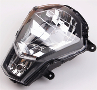 Front Headlight Head Lamp For KTM DUKE 200 2012 2013 Assembly Motorcycle Accessories Clear