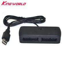 Xunebeifang 7 Pins 2 Spelers Voor Nintendo Voor SNES SF C Game Controller USB voor Android STOOM PC MAC adapter