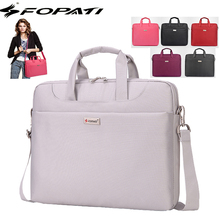 12 13.3 14 15 15.6 inch Laptop Bag Women Men Notebook Bag Shoulder Messenger Waterproof Computer Sleeve Handbag for Macbook Case