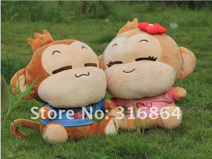 50cm plush toy monkey plush toy soft stuffed toy factory supply freeshipping yoda plush 1pc 922cm star wars figure plush toy aliens yoda soft stuffed plush doll toy kawaii toy for baby