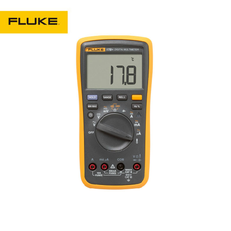 Fluke Multimeter Clamp On : Professional fluke b digital clamp meter