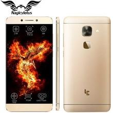 Original Letv Leeco Le 2 Pro X620 Cell Phone MTK Helio X20 Deca Core 5.5″ 4GB RAM 32GB ROM Fingerprint 21.0 MP 4G Mobile Phone