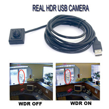 720P WDR wide dynamic range USB camera for bank video surveilance