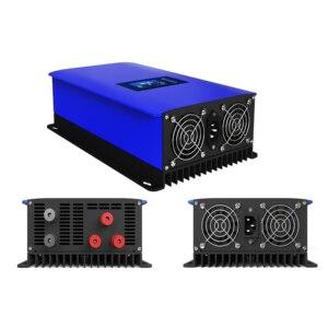 Image 5 - Ветряной генератор 2 кВт, ветряная турбина 48 В с сеткой, инвертор 2000 Вт