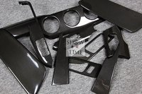 Fit for FORD MUSTANG 2015 2016 2.3T carbon fiber Automotive Interior trim Vehicle Interiors;