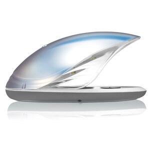 Image 5 - Oakmoss 36W Rainbow5 מקצועי LED UV נייל מנורת Led נייל אור נייל מייבש UV מנורת ספינה מאסטוניה מחסן
