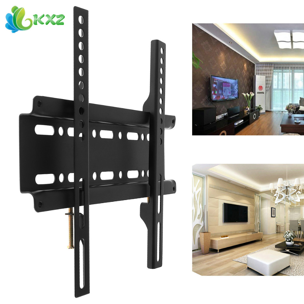 Universal Tv Wall Mount Bracket Tv Frame For 12 37 Inch
