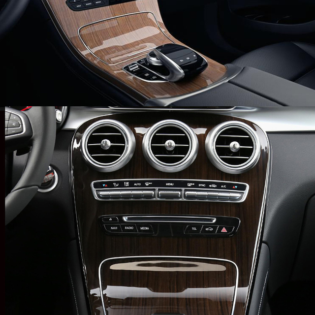 Protective Stickers For interior Mercedes Benz