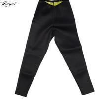 Hot on tv Leg Shapers Fit Sweat Body Shaper weight loss long pants super stretch neoprene Fitness Leggings tight pants