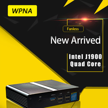 Ргнс неттоп J1 Intel Quad Core J1900 HD Графика 8 ГБ 256 ГБ SSD WI-FI Mini PC Windows офисный компьютер