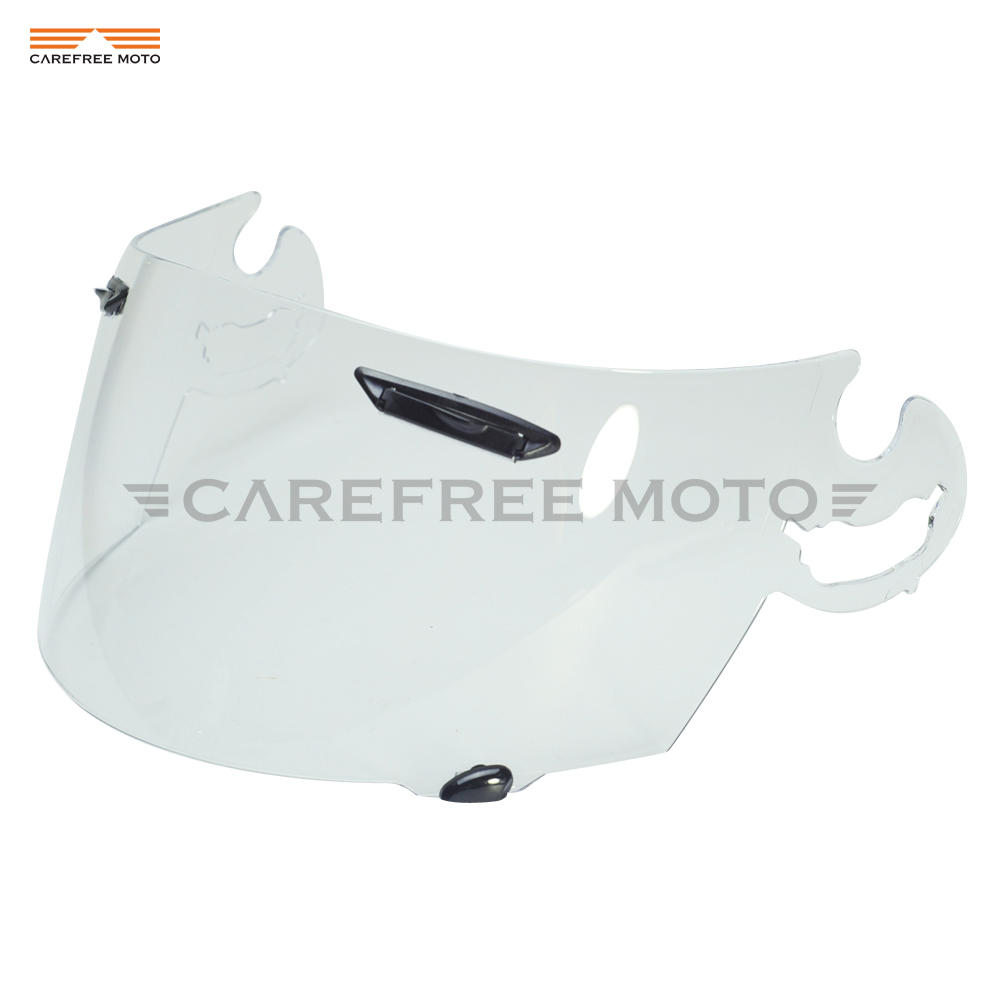 Clear Motorcycle Full Face Helmet Visor Lens Case for ARAI RR4 Visor Mask