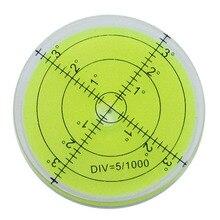 60*12 мм пузырьковая степень для выравнивания поверхности камеры Ttripod мебель игрушки уровень измерительные инструменты
