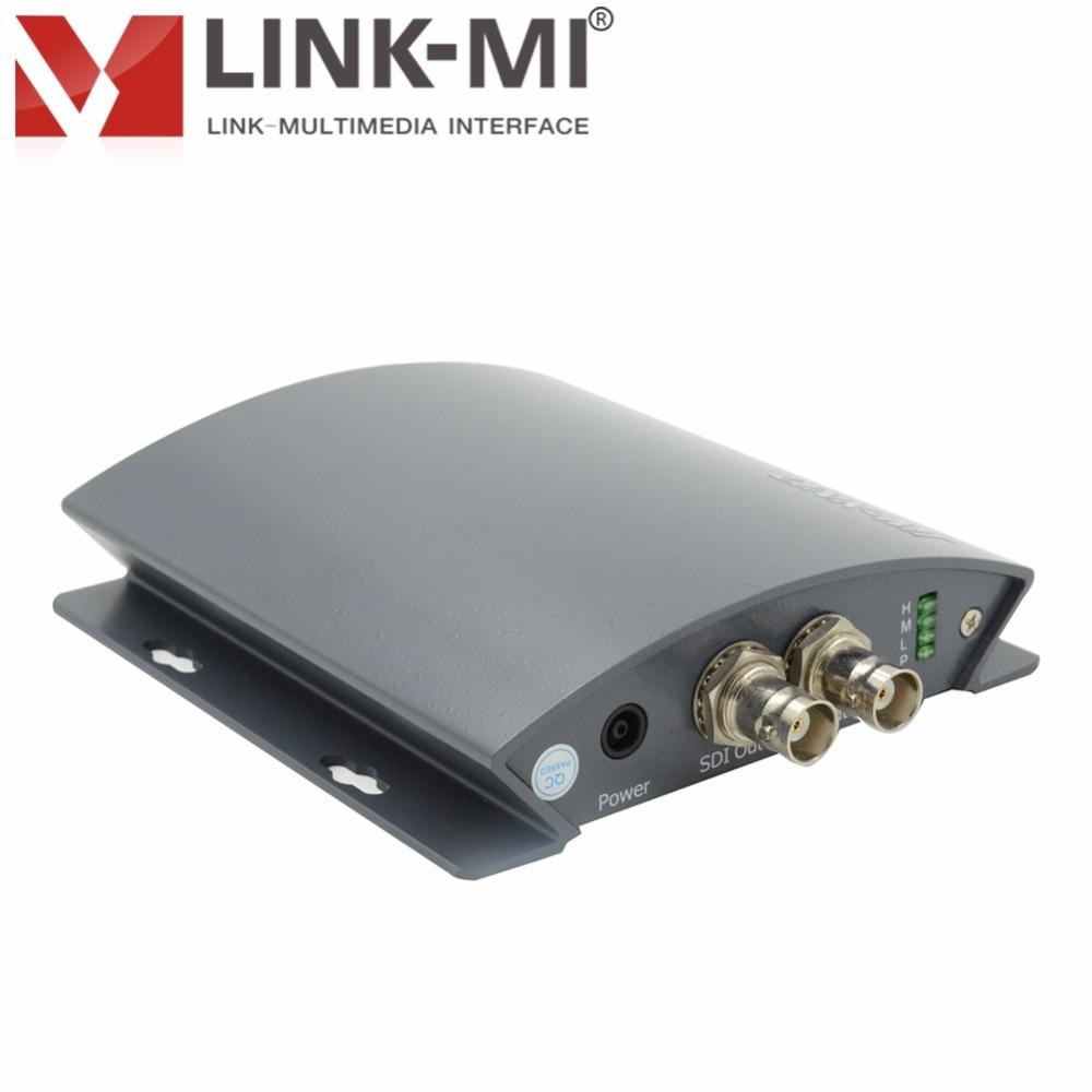 LINK-MI LM-PHS01 HDMI na BNC HD SDI pretvornik na 1080p z analognim - Domači avdio in video - Fotografija 2