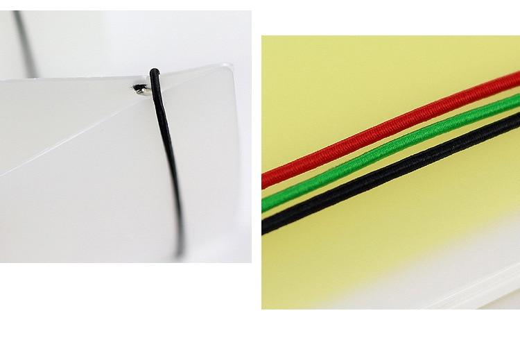 B5 A5 A6 A7 Eenvoudige PP PVC Spiraal Binder Losbladige Notebook Vel - Notitieblokken en schrijfblokken bedrukken - Foto 5
