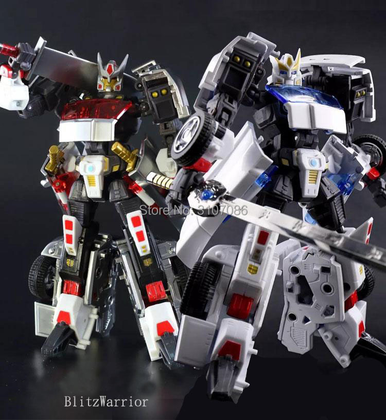 G1 FM Transformation Alloy Drift Classic 3 0 MP002 Blitz Warrior WindRunner Action Figure Collection Robot
