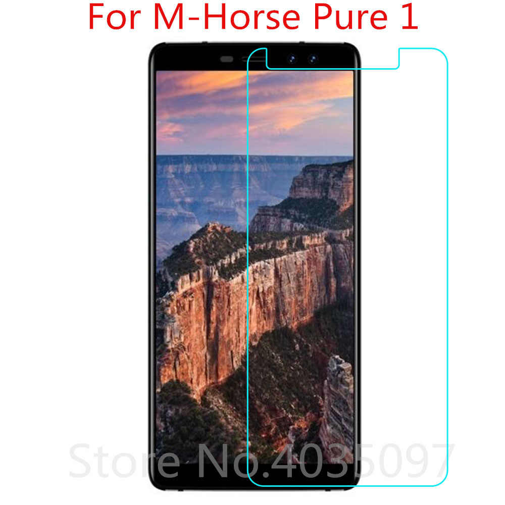 2.5D 9H Glass For M-Horse Pure 1 Screen Protector Tempered Glass For M-Horse Pure 1 Anti-Scratch Protective Film
