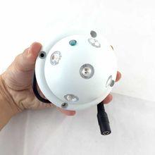 5 Array IR LED 940nm Indoor Dome Illuminator Invisible Light For CCTV CAM IR 180 Sqm 5000mW