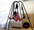 Free shipping sex swing chair metal stents couples sex furniture swing suspension hooks bracket adult sex products for couples