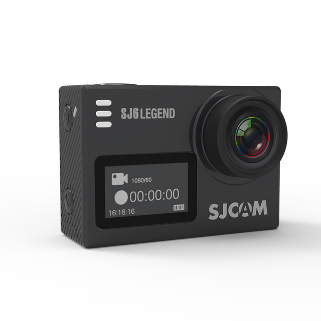 DASENLON חנות 100% מקורי Sjcam Sj6 אגדה ספורט מצלמה, ultra HD 4K Wifi פעולה מצלמה 30m עמיד למים מתחת למים מצלמת וידאו