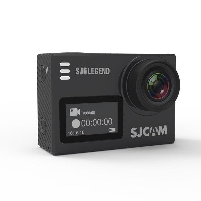 DASENLON WINKEL 100% Originele Sjcam Sj6 Legend Sport Camera, ultra HD 4K Wifi Actie Camera 30m Waterdichte Onderwater Camcorder