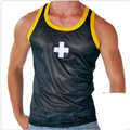 Wholesale Men Tank Tops Men's Quick-drying Breathable Tops Summer Men's Undershirt Sexy Superman Tank Top