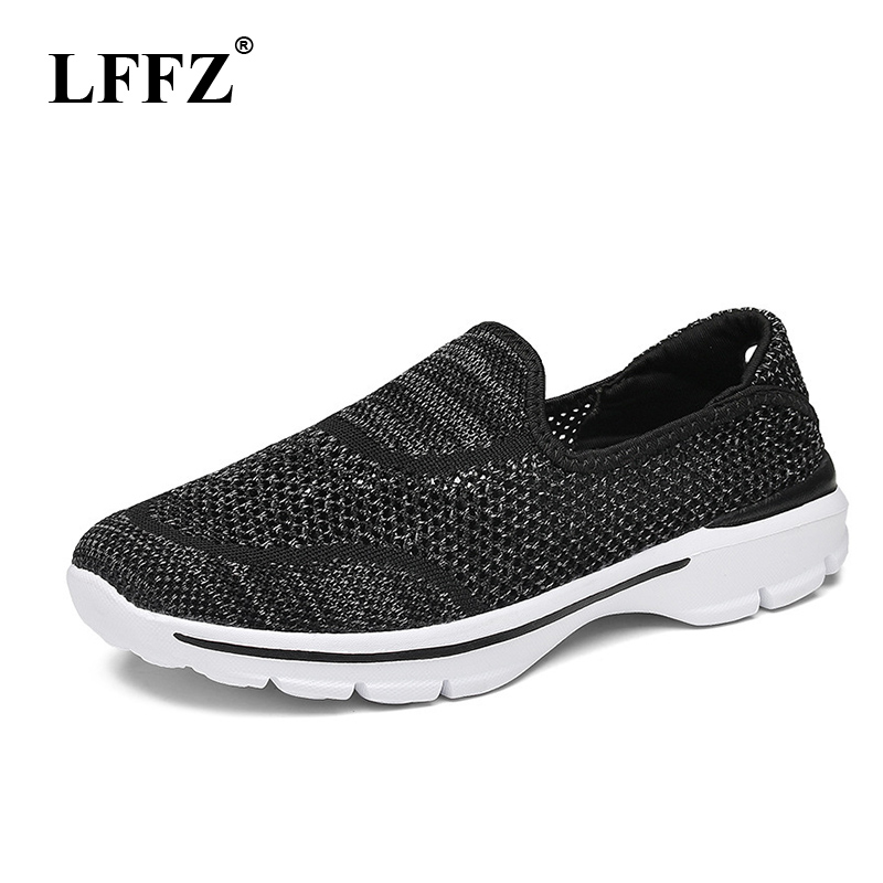 LFFZ 2018 New Fashion casual flat Shoes For Women Spring summer lace up Shoes ladies Outdoor sneaker woman Shoes JH130